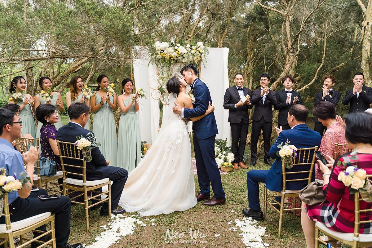 理想大地婚攝,婚攝Neo,花蓮理想大地,美式婚禮,戶外儀式