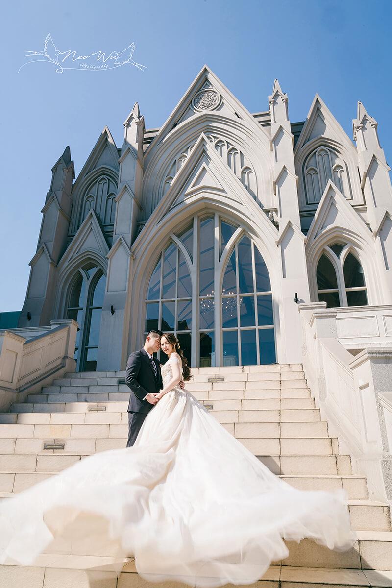 翡麗詩婚攝,婚攝Neo,翡麗詩莊園,綠蒂廳,教堂儀式